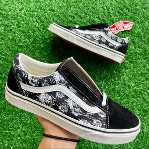 Vans Old Skool Flash Skulls
